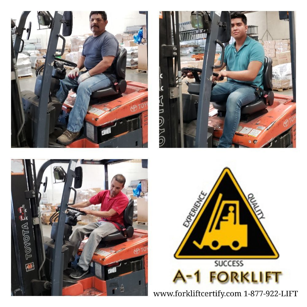 A 1 Forklift 23 Photos Vocational Technical School 950 N