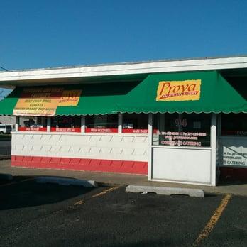Photo Of Prova An Italian Eatery Moonachie Nj United States