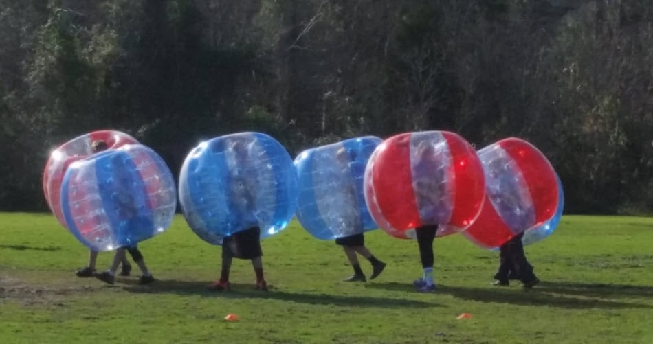 HTX Bubble Soccer