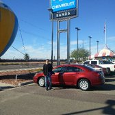 photo of sands chevrolet glendale glendale az united states his. Cars Review. Best American Auto & Cars Review