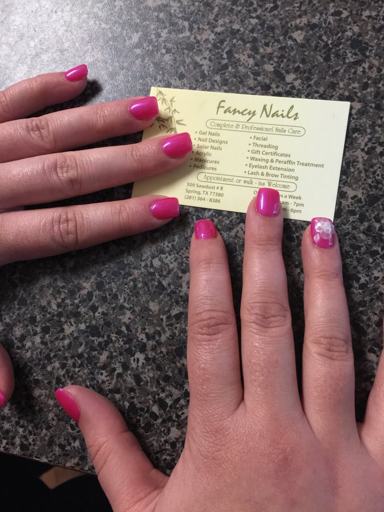 Acrylic Nails by Fancy Nails - Yelp