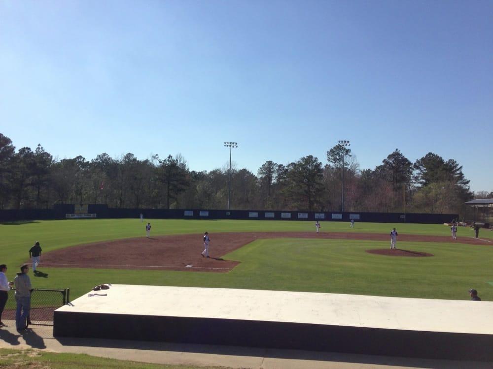 Mississippi Gulf Coast Community College Baseball Field: Wire Rd W, Perkinston, MS