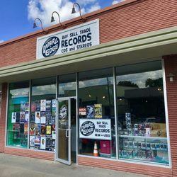 vintage recorde shops houston tx