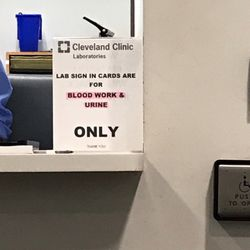 Cleveland Clinic - Bainbridge - Urgent Care - 17747