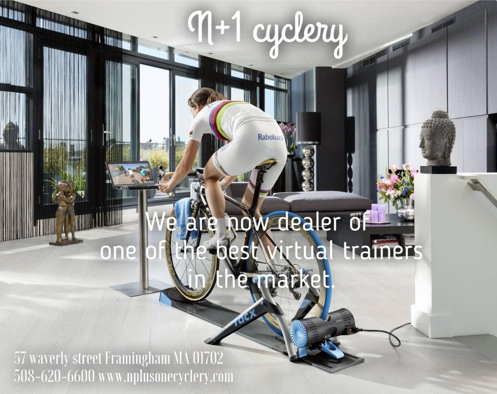N+1 Cyclery