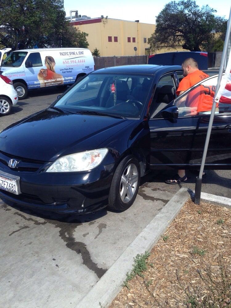 Car Wash Spruce South San Francisco