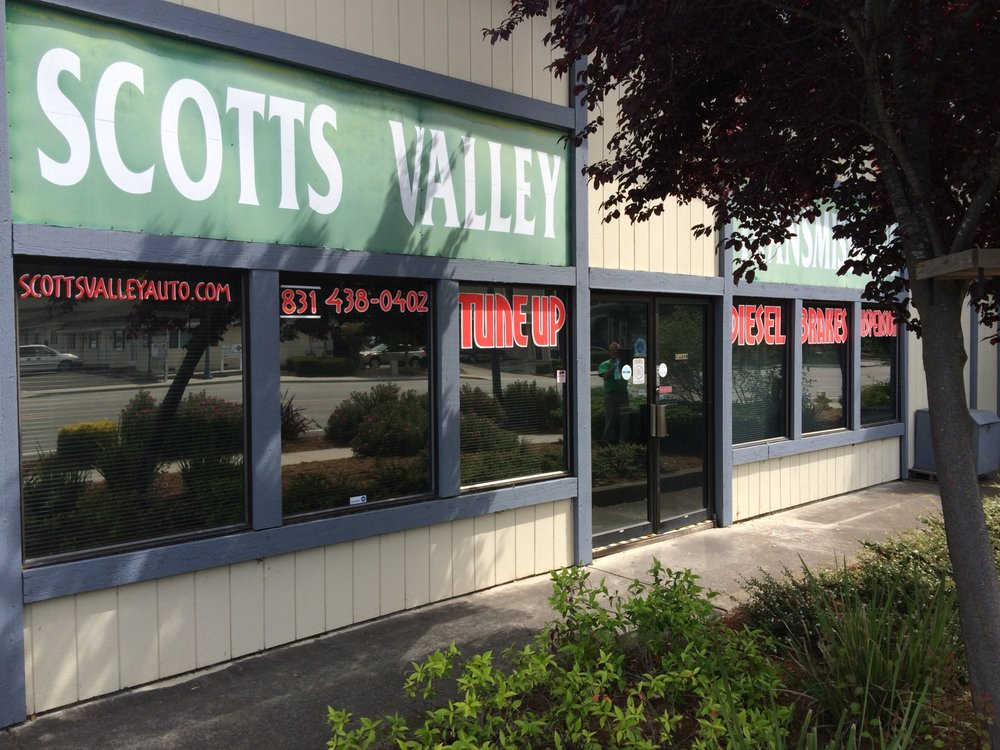 Scotts Valley Transmissions & Auto Care