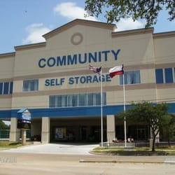 Photo Of Community Self Storage Houston Tx United States