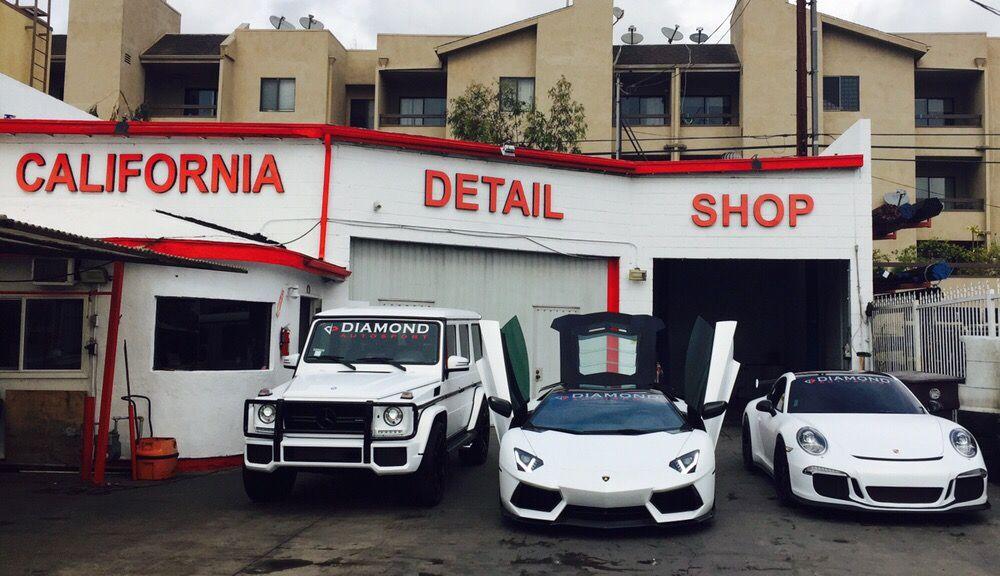 Car Detailing Services Near Me >> California Detail Shop - 128 Photos & 79 Reviews - Car Wash - 453 W Colorado St, Glendale ...
