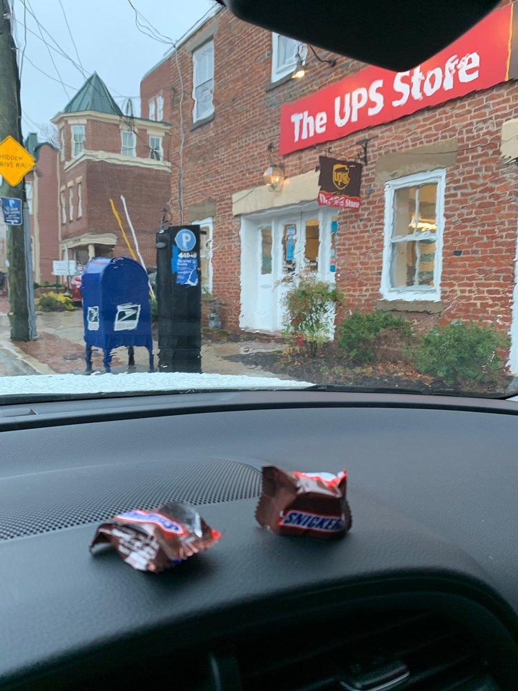 The UPS Store: 107 S West St, Alexandria, VA