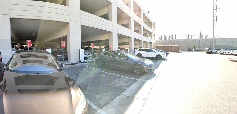 Tesla Supercharger San Bernardino: 500 Inland Center Dr, San Bernardino, CA