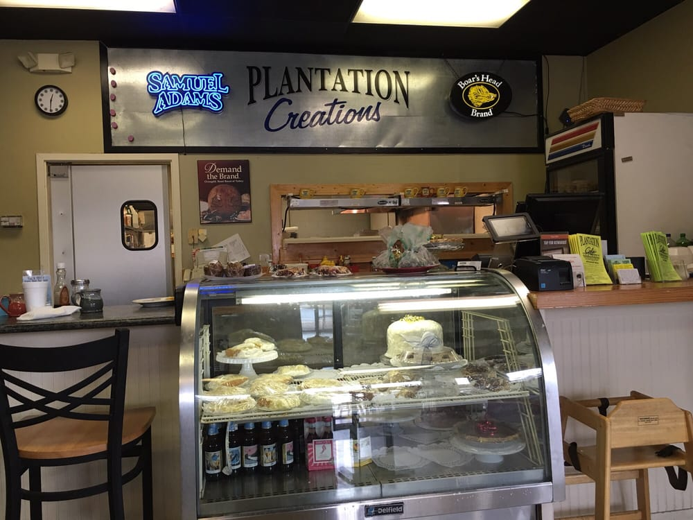 Plantation Cafe Deli Hilton Head Island