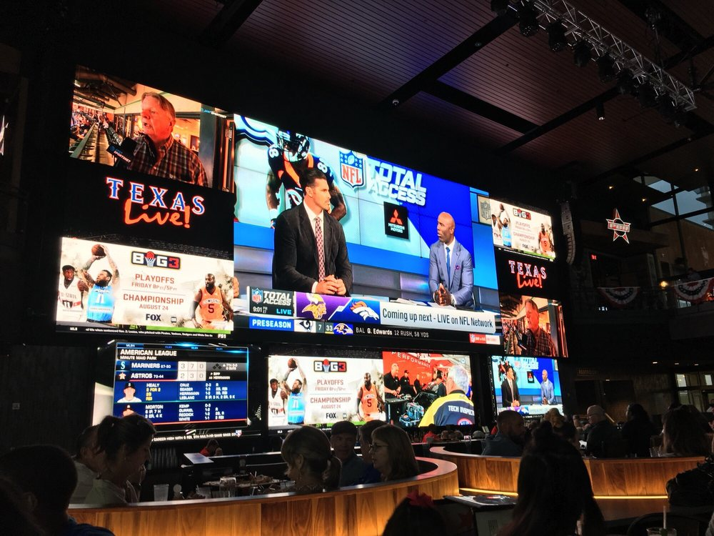 Texas Live: 1650 E Randol Mill Rd, Arlington, TX