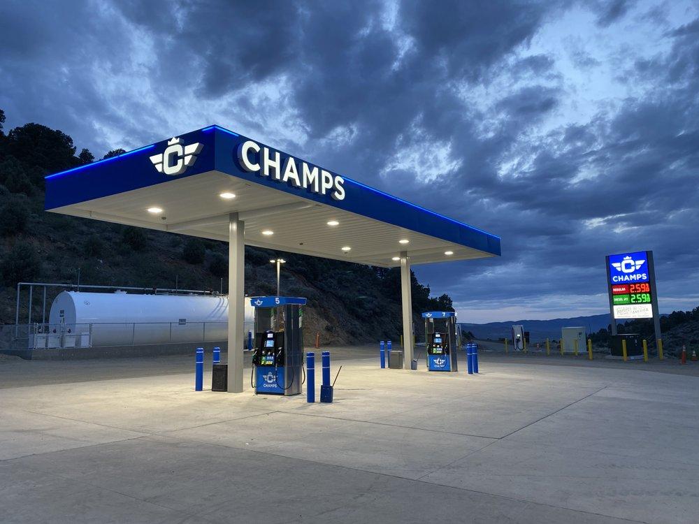 Champs: 16 Main St, Austin, NV