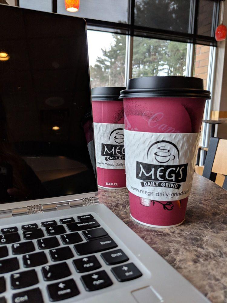 Meg's Daily Grind: 1141 N Alpine Rd, Rockford, IL