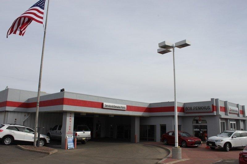 Bob penkhus mitsubishi 12 reviews auto parts for Colorado springs motor city