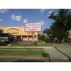 La Michoacana Meat Market Meat Shops 800 W Jefferson Blvd Oak