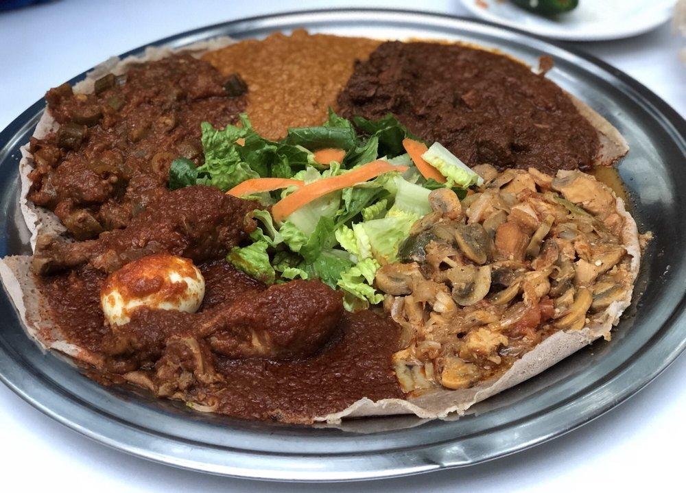 Photo of New Eritrea Restaurant & Bar - San Francisco, CA, United States