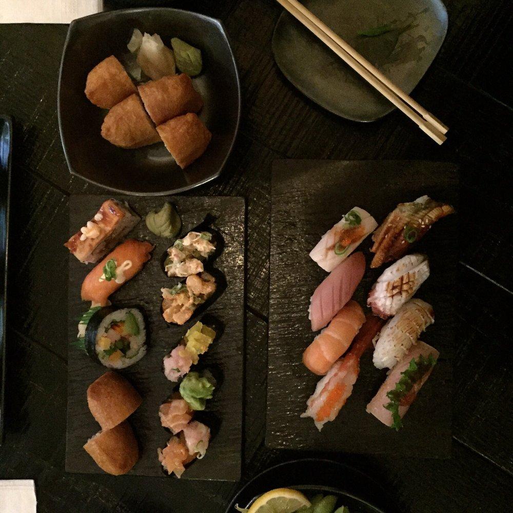 Ta ke sushi saint john nb