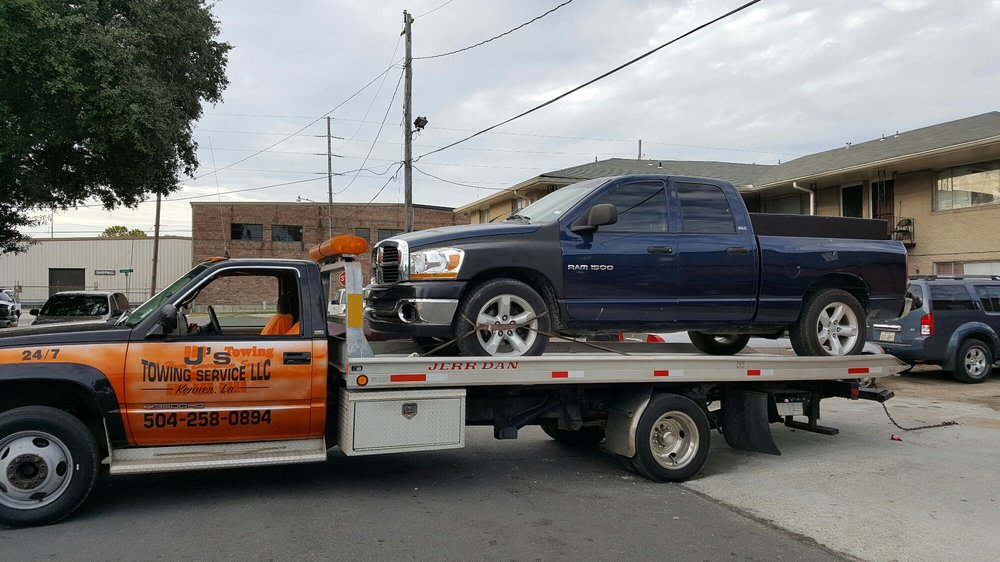 Towing business in Kenner, LA