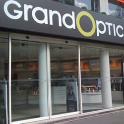 Grand Optical - Lunettes   Opticien - 41 Boulevard Montparnasse ... eaa7b8cca920