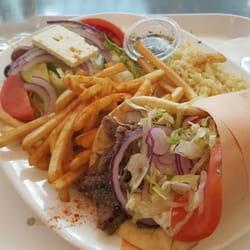 Ousia Cuisine Grecque Greek 3035 Boulevard Le Carrefour Laval