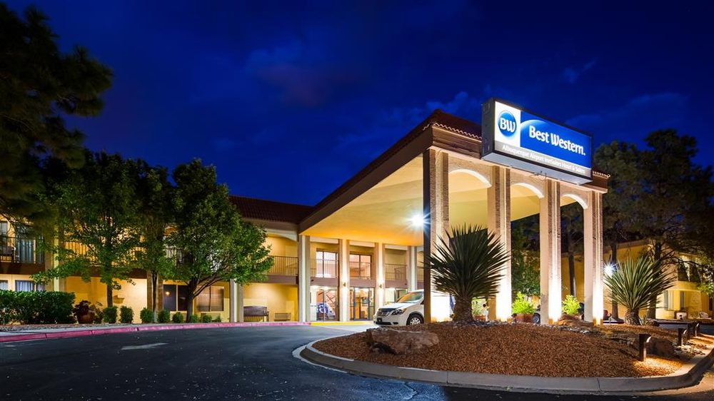 Best Western Airport Albuquerque Inn Suites Hotel & Suites