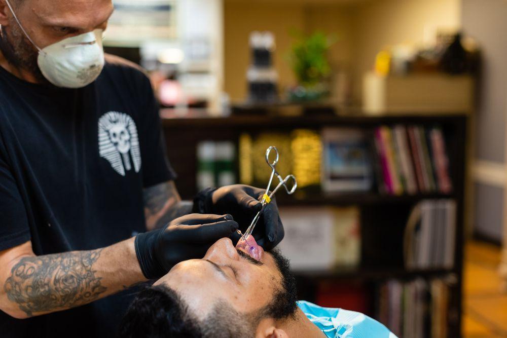 Temple Garden Tattoo