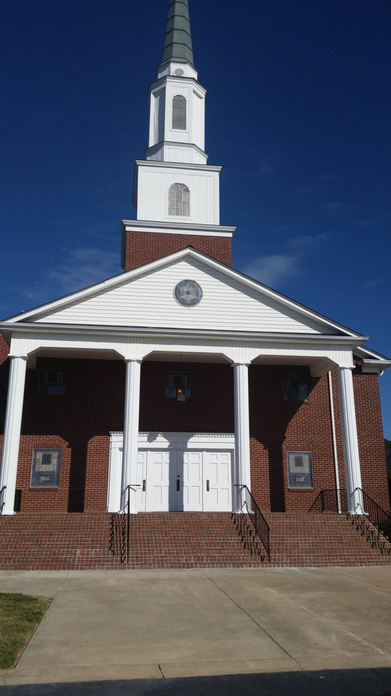 Arrowood Baptist Church: 1410 Highway 11 W, Chesnee, SC