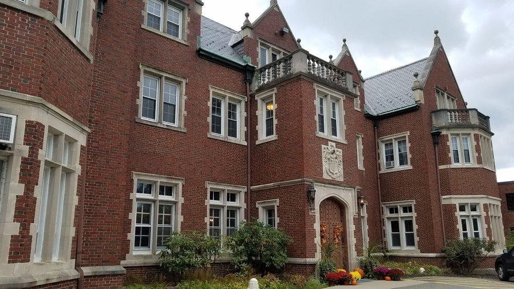 Rutherfurd Hall: 1686 Route 517, Allamuchy, NJ