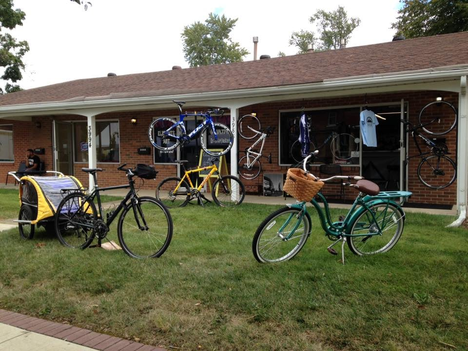 Cyclical Nature Bicycles: 4566 Cemetery Rd, Hilliard, OH