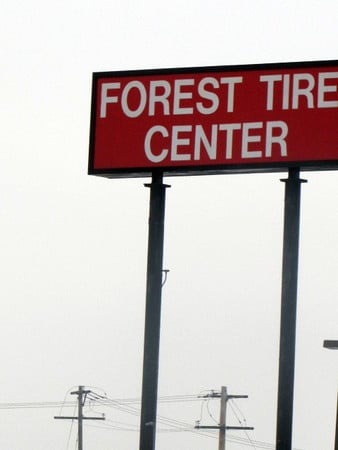 Forest Tire Center Inc