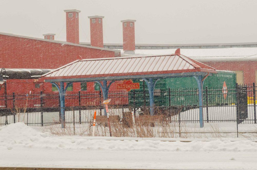 Amtrak: 1231 11th Ave, Altoona, PA