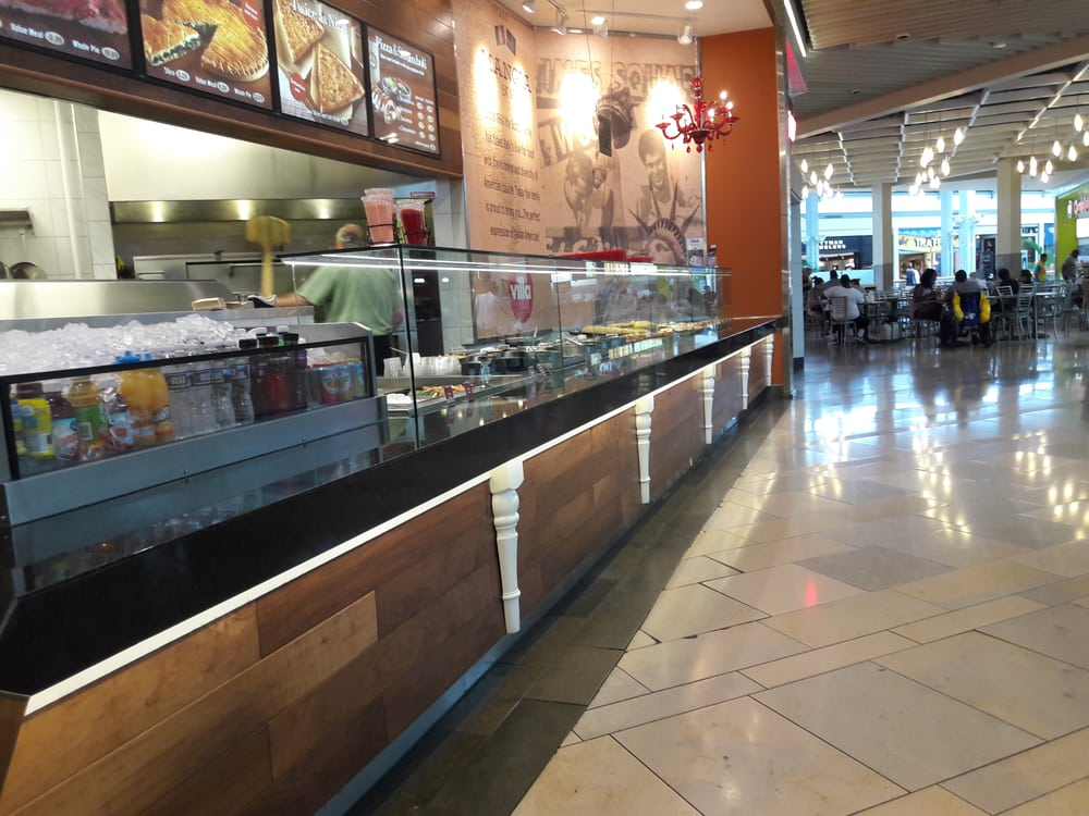 Food Near White Marsh Mall
