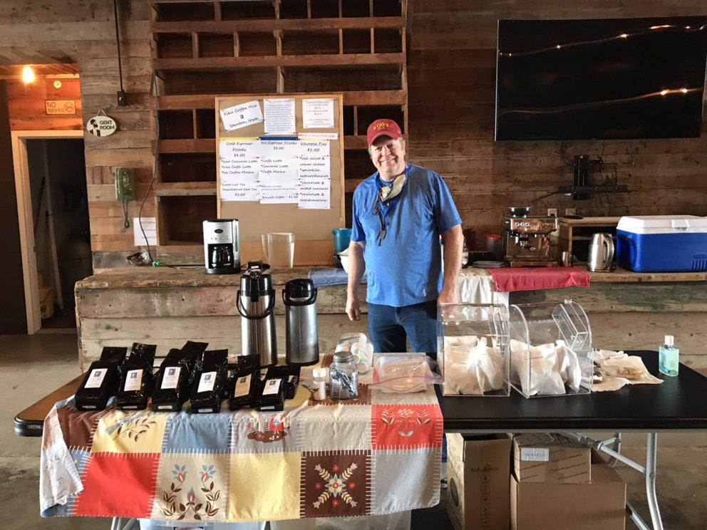Fika Coffee Hus: 313 Broad Ave, Stanton, IA
