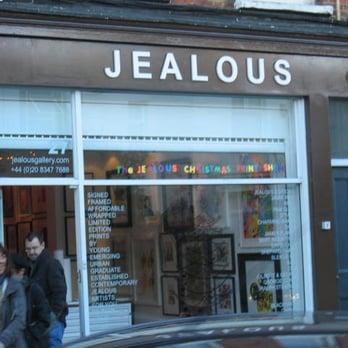 Jealous gallery