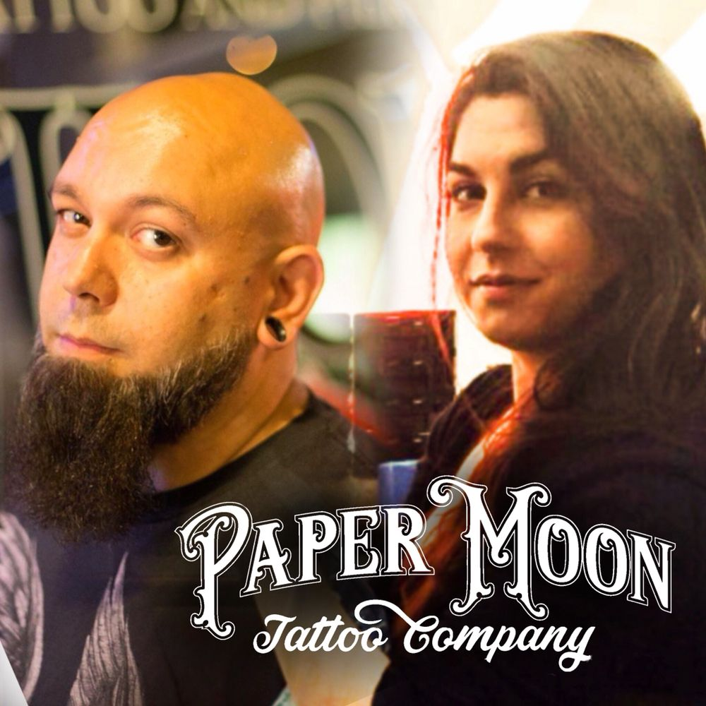 Paper Moon Tattoo Company: 125 S Pugh St, State College, PA