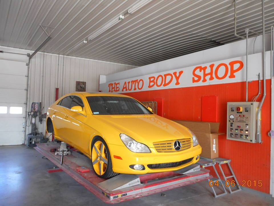 The Auto Body Shop: 475 Harding Hwy, Penns Grove, NJ