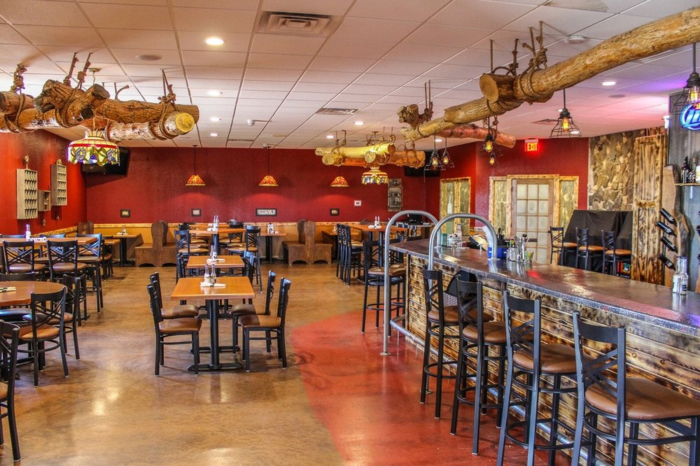 The Lodge Sports Bar & Grill: 2515 6th St, Brookings, SD