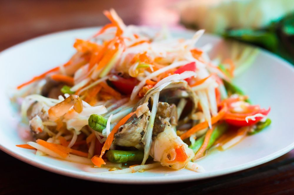 Thai Spice: 1189 N Steamboat Dr, Fayetteville, AR