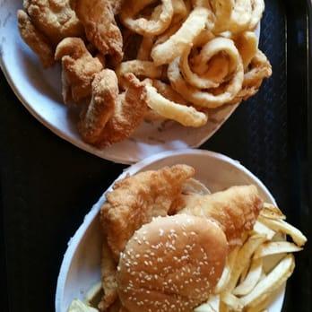 Doug s fish fry 93 photos 148 reviews seafood 8 for Jordan s fish and chicken menu