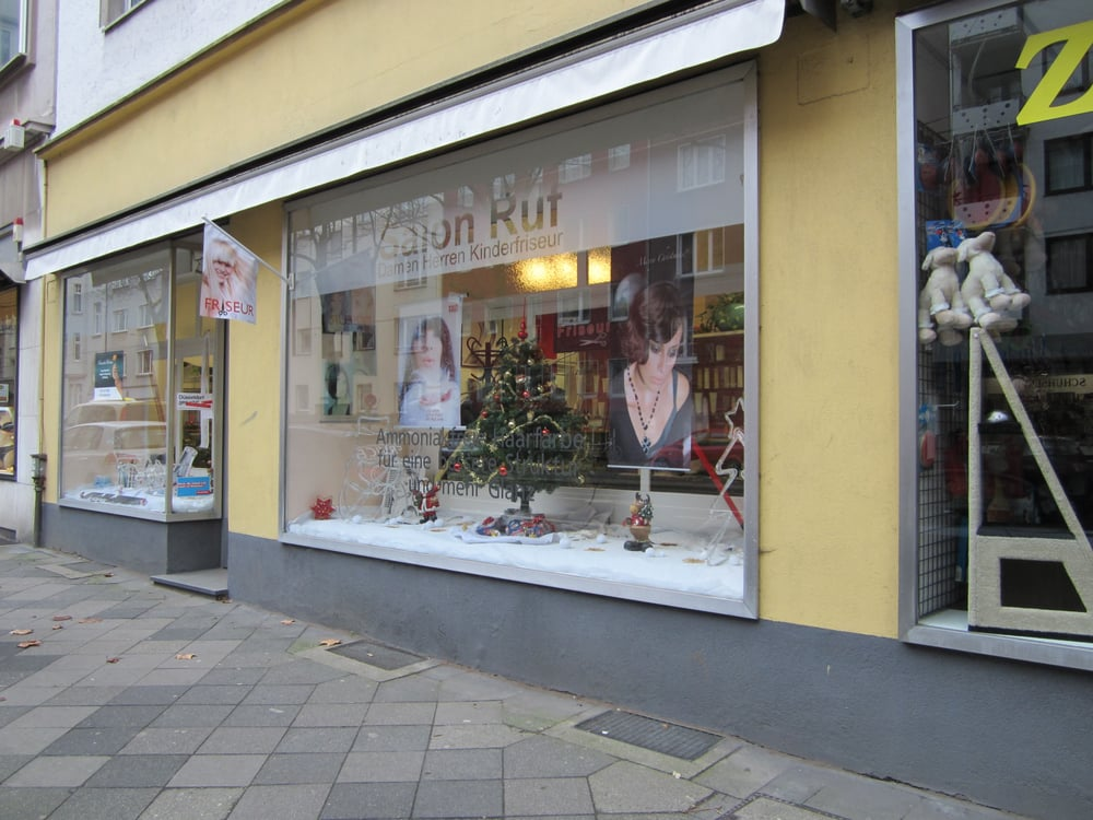 salon ruf - friseur - paulusstr. 2, düsseltal, düsseldorf, nordrhein