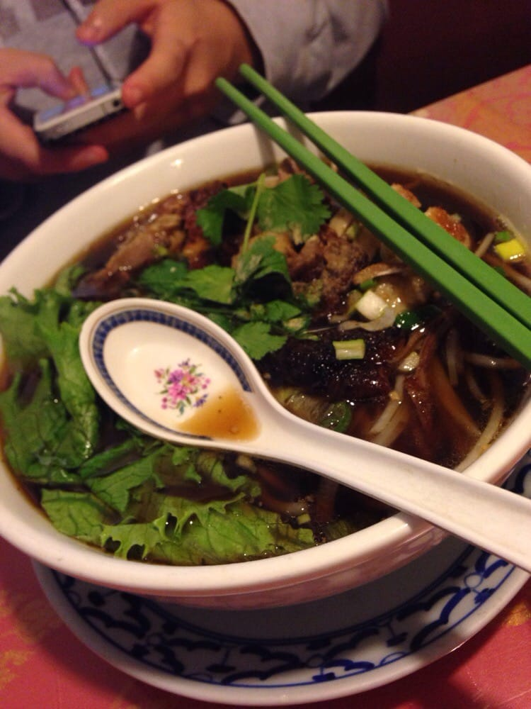 Duck noodle soup yelp for At home thai cuisine