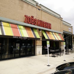 Zoës Kitchen 83 s & 118 Reviews Mediterranean
