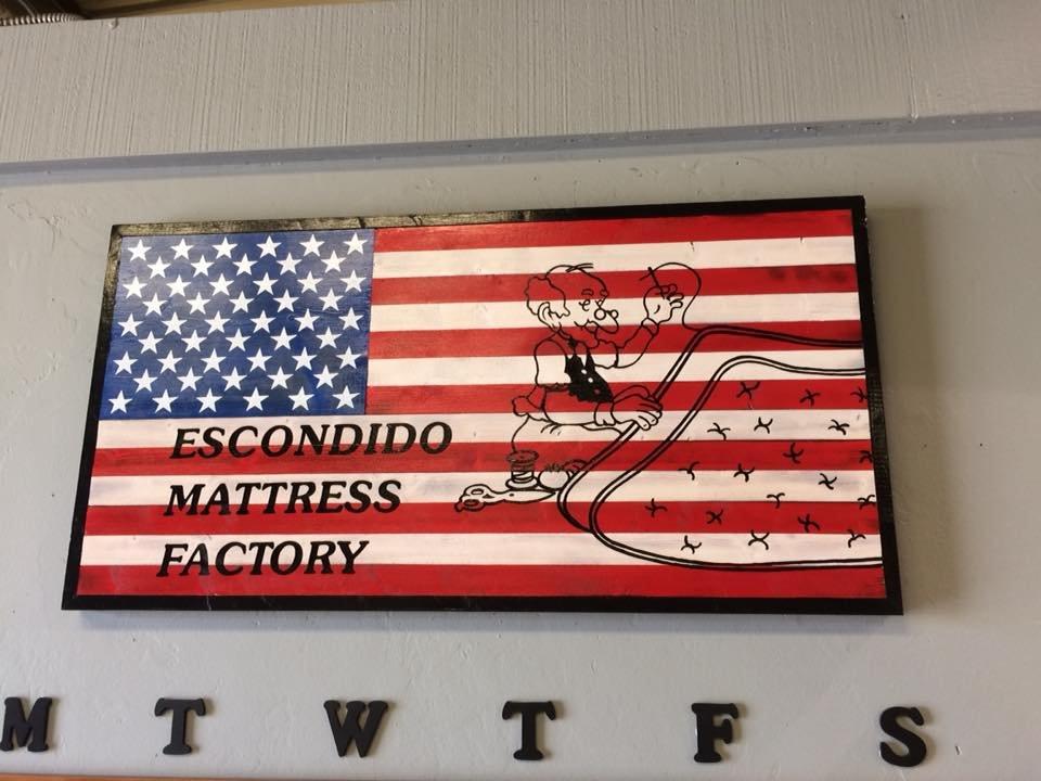 Escondido Mattress Company