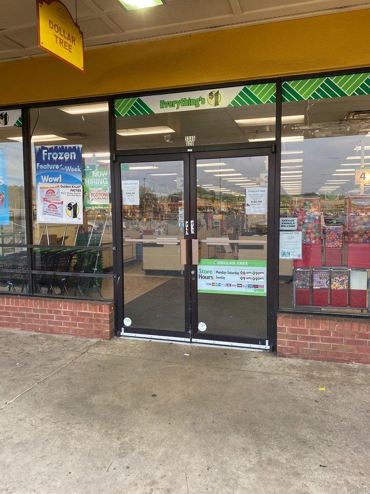 Dollar Tree Stores: 3345 Buford Hwy NE, Atlanta, GA