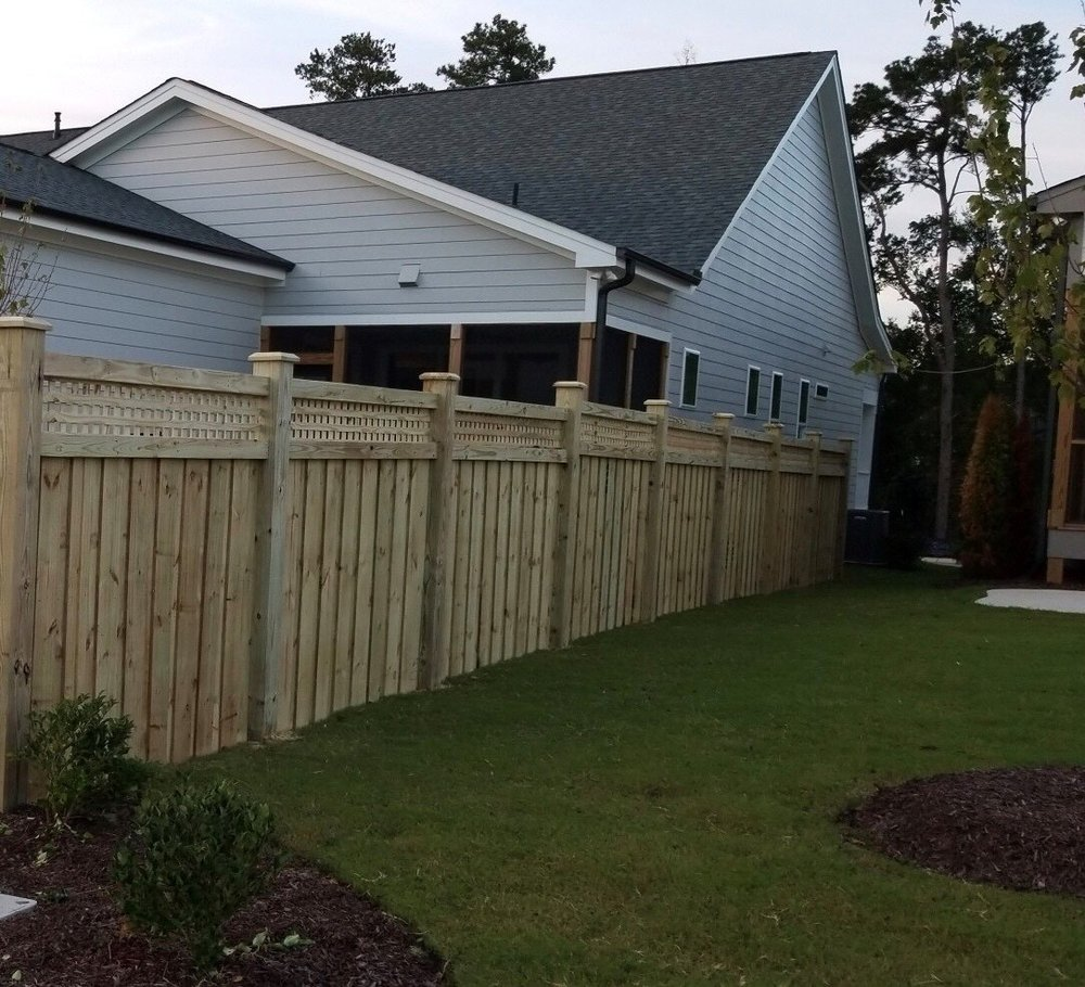 Big Jerry's Fencing: 6640 Crowned Ct, Zebulon, NC