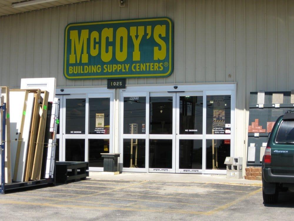 McCoy's Building Supply: 1025 Kitty Hawk Rd, Universal City, TX