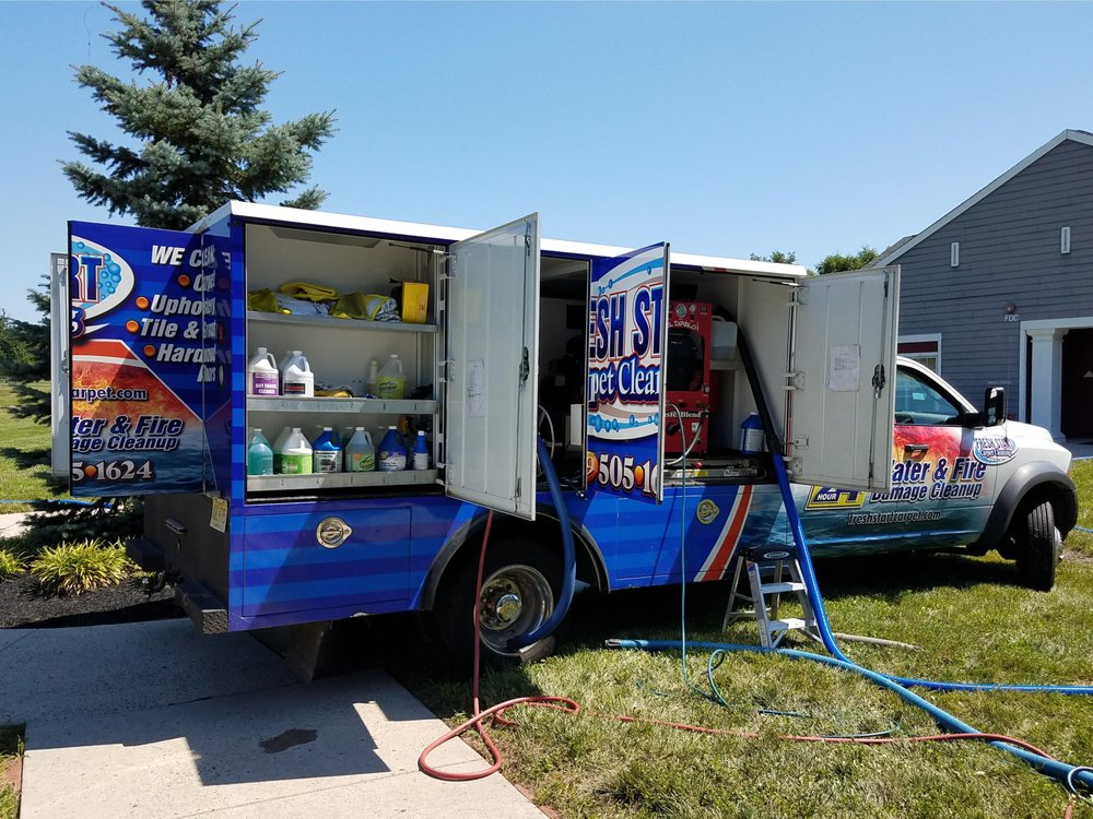 Fresh Start Carpet Cleaning Our System Is Powered By A Truck Mounted