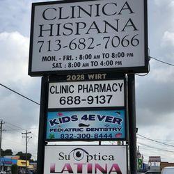 the best attitude 9e37f fcf89 Photo of Clinica Hispana - Houston, TX, United States